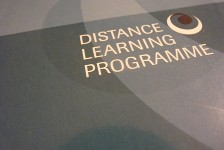 Image of cover of distance learning pack